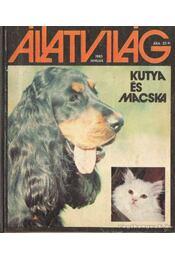 Állatvilág 1984. január-1985.december (teljes) - Veress István - Régikönyvek