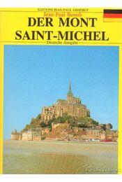 Der Mont Saint-Michel - Benoit, Jean-Paul - Régikönyvek