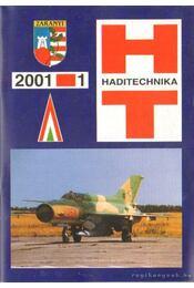 Haditechnika 2001. XXXV. évfolyam (teljes) - Sárhidai Gyula - Régikönyvek