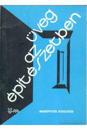Üveg az építészetben - Hargitai Nándor - Régikönyvek