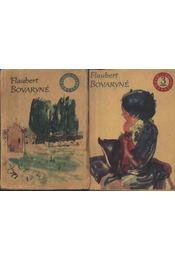 Bovaryné I-II. kötet - Gustave Flaubert - Régikönyvek