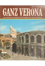 Ganz Verona - Giovanna Magi - Régikönyvek