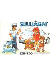 Sulijárat (színező) - Moldován Tamás - Régikönyvek