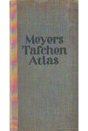 Meyers Taschenatlas - Régikönyvek
