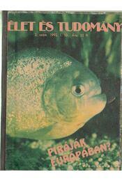 Élet és tudomány 1992. (teljes) - Ludas M. László (szerk.) - Régikönyvek