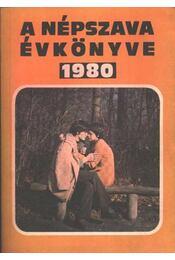 A Népszava évkönyve 1980 - Régikönyvek