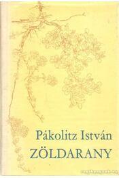 Zöldarany - Pákolitz István - Régikönyvek