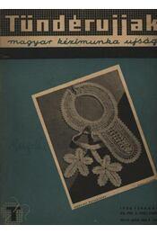 Tündérujjak 1936. február XII. évf. 2. - Régikönyvek
