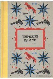 Treasure Island - Stevenson, Robert L. - Régikönyvek