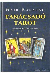 Tanácsadó tarot - Hajo Banzhaf - Régikönyvek