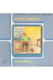 Marci mosogat - Árnyjáték - Tóth Krisztina, Catherine Burki, Simon Hilda - Régikönyvek