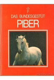 Das bundesgestüt Piber - Régikönyvek
