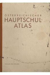 Österreichischer Hauptschulatlas - Régikönyvek