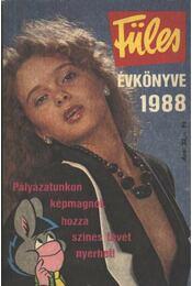 Füles évkönyve 1988 - Tiszai László (szerk.) - Régikönyvek