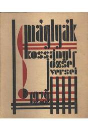 Máglyák - Kossányi József - Régikönyvek