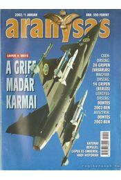 Aranysas 2002. évfolyam (teljes) - Tőrös István - Régikönyvek