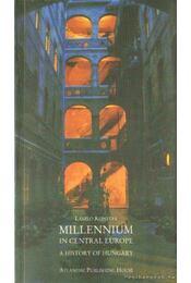 Millennium in Central Europe - Kontler László - Régikönyvek