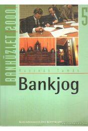 Bankjog - Rusznák Tamás - Régikönyvek