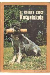 Kutyaiskola - Kovács Zsolt dr. - Régikönyvek