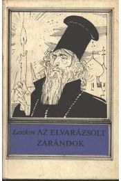 Az elvarázsolt zarándok - Leszkov, Nyikolaj - Régikönyvek