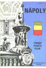 Nápoly (térkép) - Régikönyvek