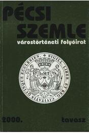 Pécsi szemle 2000. tavasz - Romváry Ferenc - Régikönyvek