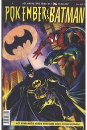 Pókember és Batman - DeMatteis, J. M., Bagley, Mark, Nolan, Graham - Régikönyvek