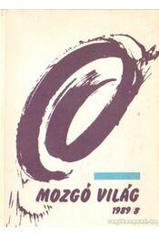 Mozgó világ 1989/8. - P. Szűcs Julianna - Régikönyvek