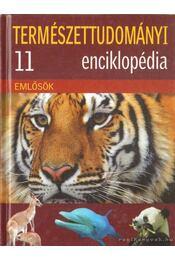 Emlősök - Nagy Mézes Rita - Régikönyvek
