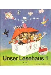 Unser Lesehaus I-II. Teil - Régikönyvek