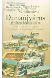 Dunaújváros története képeslapokon (számozott) - Matussné Lendvai Márta, Pongrácz Zsuzsanna - Régikönyvek