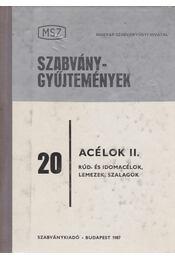 Acélok II. - Baán István (szerk.) - Régikönyvek