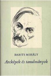 Arcképek és tanulmányok - Babits Mihály - Régikönyvek