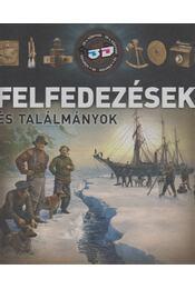 Felfedezések és találmányok - Bagoly Ilona, Kész Barnabás - Régikönyvek