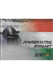 Powerboating Hungary 2010 - Bak Tibor - Régikönyvek