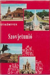 Szovjetunió - Bakcsi György - Régikönyvek