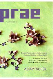 Prae 2012/1. - Adaptációk - Balogh Endre - Régikönyvek