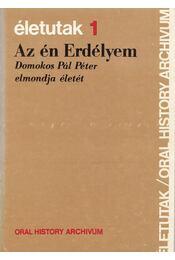 Az én Erdélyem - Balogh Júlia - Régikönyvek