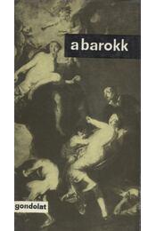 A barokk - Bán Imre - Régikönyvek