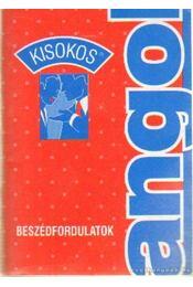 Angol kisokos - Beszédfordulatok - Baranyay Márta (szerk.) - Régikönyvek