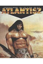 Atlantisz 1990. I. évf. 10. szám - Baranyi Gyula - Régikönyvek