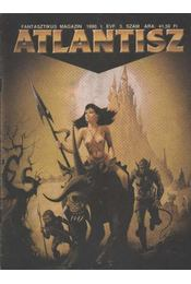 Atlantisz 1990. I. évf. 3. szám - Baranyi Gyula - Régikönyvek