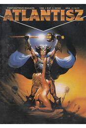 Atlantisz 1990. I. évf. 5. szám - Baranyi Gyula - Régikönyvek