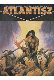 Atlantisz 1990. I. évf. 6. szám - Baranyi Gyula - Régikönyvek