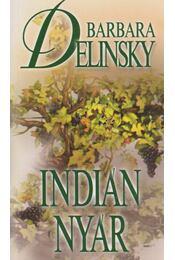 Indián nyár - Barbara Delinsky - Régikönyvek