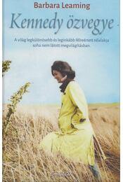 Kennedy özvegye - Barbara Leaming - Régikönyvek