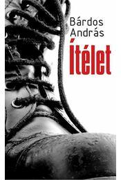Ítélet - Bárdos András - Régikönyvek
