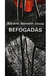 Befogadás - Bárdosi Németh János - Régikönyvek