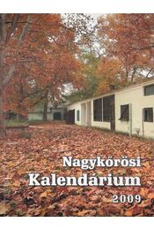 Nagykőrösi kalendárium 2009 - Barna Elek - Régikönyvek