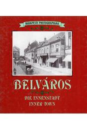 Belváros / Die Innenstadt / Inner Town - Baróti Judit - Régikönyvek